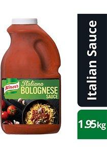 KNORR Italiana Bolognese Sauce GF 1.95kg -
