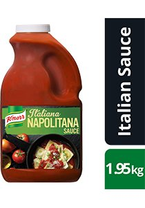 KNORR Italiana Napolitana Sauce 1.95kg