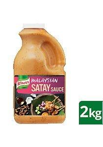 KNORR Malaysian Satay Sauce GF 2 kg