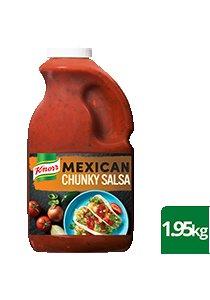 KNORR Mexican Chunky Salsa Mild GF 1.95 kg