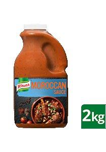 KNORR Moroccan Sauce GF 2 kg -