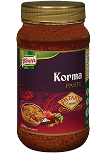 KNORR Patak's Korma Paste 1.05 kg