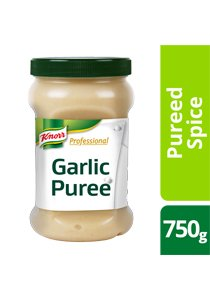 KNORR Professional Garlic Puree 750g -