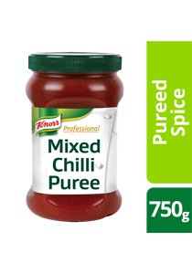 KNORR Professional Mixed Chilli Puree 750g -