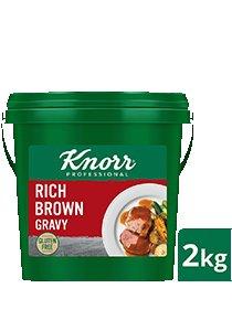 KNORR Rich Brown Gravy Gluten Free 2kg -
