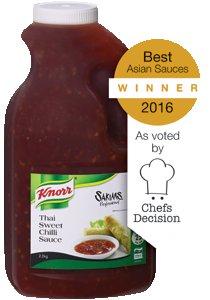KNORR Sakims Thai Sweet Chilli Sauce 2.2 kg
