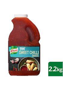 KNORR Thai Sweet Chilli Sauce GF 2.2kg -
