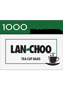 LAN-CHOO Tea Cup Bags 1000's