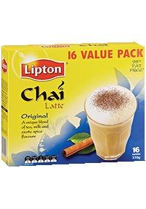 LIPTON Chai Latte/Sachets 16's