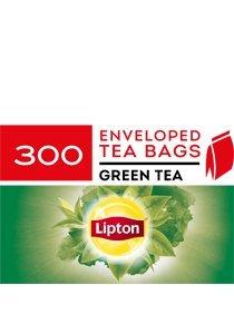 LIPTON Envelope Green Tea  300's