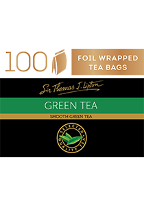 LIPTON STL Green Tea 100's