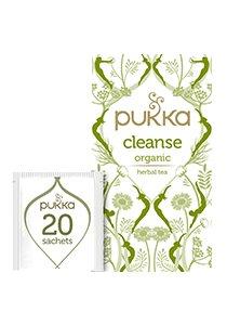 PUKKA Cleanse Tea 20's -