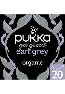 PUKKA Gorgeous Earl Grey Tea 20's -