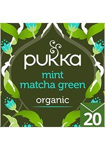 PUKKA Mint Matcha Green Tea 20's -