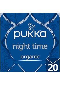 PUKKA Night Time Tea 20's -