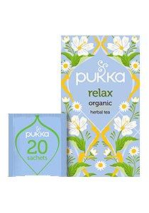 PUKKA Relax Tea 20's -