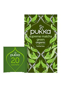 PUKKA Supreme Matcha Tea 20's -