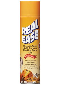 REAL EASE Cooking Spray 450 g -