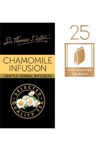 SIR THOMAS LIPTON Chamomile Envelope Tea 25's