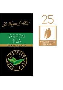 SIR THOMAS LIPTON Green Envelope Tea 25's