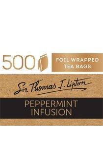 SIR THOMAS LIPTON Peppermint Envelope 500's