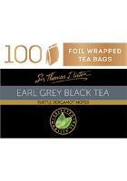 SIR THOMAS LIPTON Earl Grey 100's