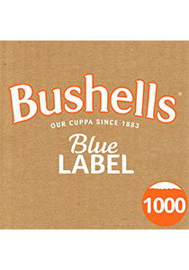 BUSHELLS Tea Pot Bags 1000's