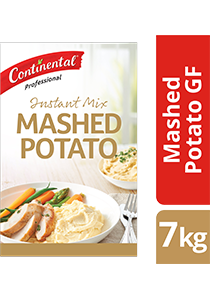 CONTINENTAL Professional Instant Mashed Potato 7 kg