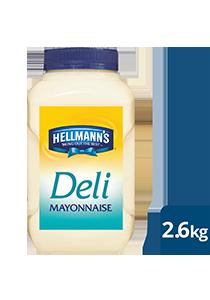 HELLMANN'S Deli Mayonnaise 2.6kg