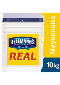 HELLMANN'S Real Mayonnaise 10 kg