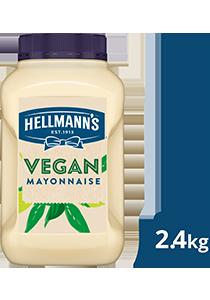 HELLMANN'S Vegan Mayonnaise 2.4 kg