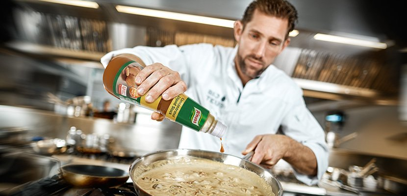 KNORR Concentrated Liquid Stock 1 kg -