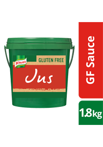 KNORR Jus 1.8 kg - KNORR Jus delivers a premium steak experience all diners will love.