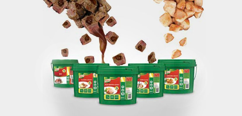 KNORR Rich Brown Gravy 7.5 kg - Traditional gravy taste with Real Australian Beef.