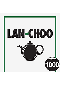 LAN-CHOO Envelope Tea Pot Bags 1000's - With its distinctive smooth, mild blend, LAN-CHOO offers the affordable one-step tea preparation for urns and single cups.