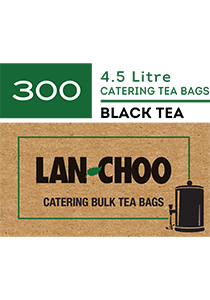 LAN-CHOO Urn Tea Bags (4.5 L) 50's