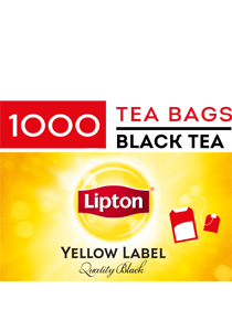 LIPTON Tea Cup Bags 1000's