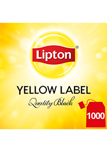 LIPTON Tea Cup Bags 1000's - Your residents will be happy every tea time with LIPTON tea. The tea leaves are sustainably sourced from Rainforest Alliance Certified Farms.