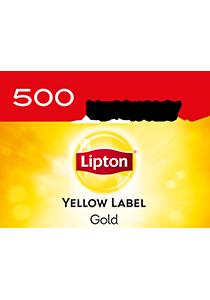 LIPTON Yellow Label Gold Envelope 500's