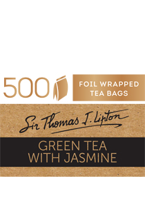 SIR THOMAS LIPTON Envelope jasmine 500's