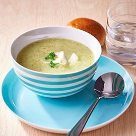 Broccoli and Cheddar Soup