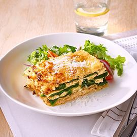 Chicken Mornay Lasagne