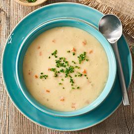Creamy Cauliflower Chowder