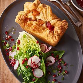 Free Range Chicken, Sweet Potato and Rosemary Pie