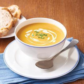Roasted Pumpkin and Cumin Soup