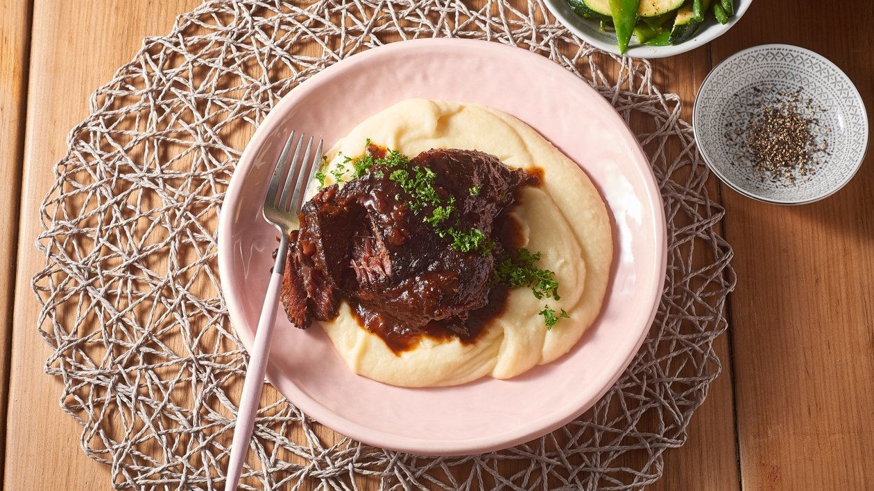 Adobo Braised Beef Cheeks – Recipe