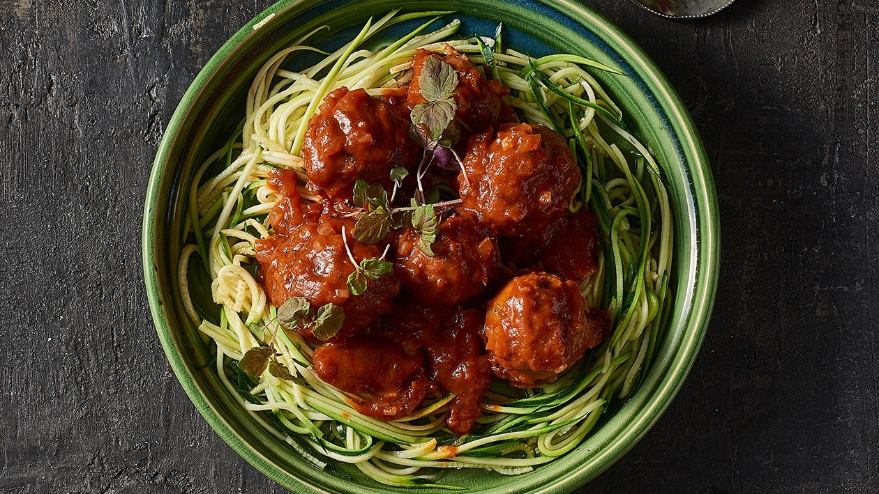 Aubergine Meatballs – Recipe