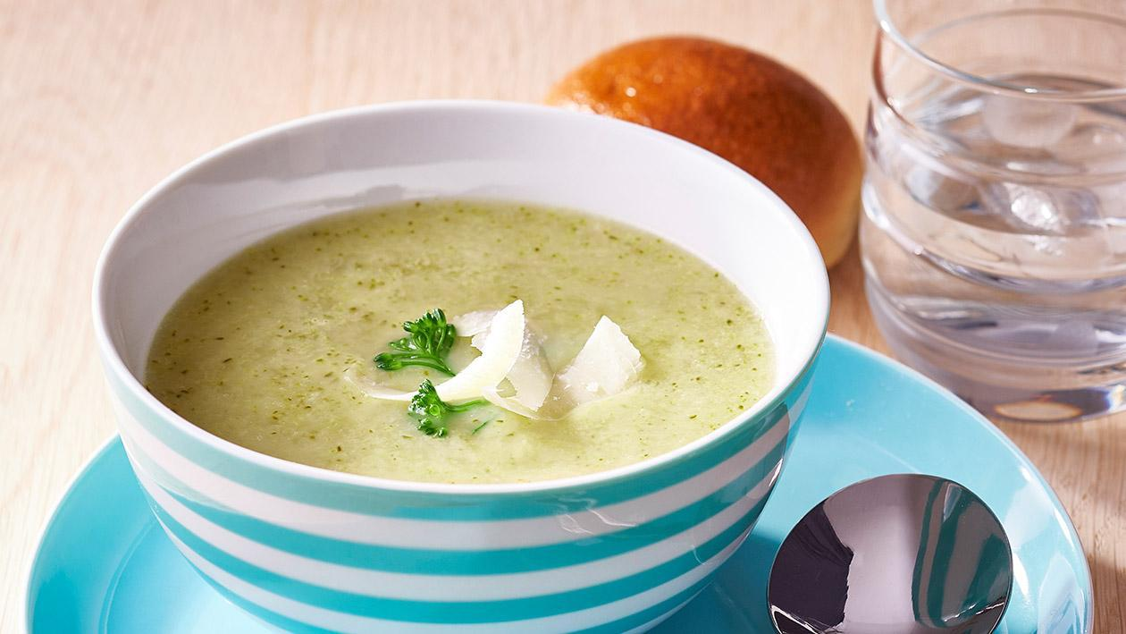 Broccoli and Cheddar Soup – Recipe