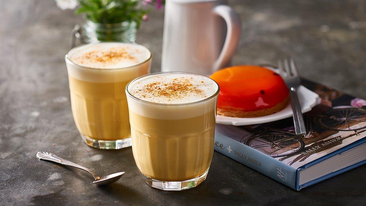 Chai Turmeric Latte – Recipe