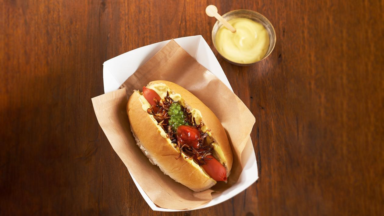 Coney Island Dog – Recipe